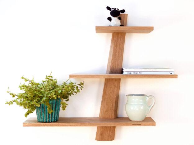 Moderne amagerhylde fra Hjuler.Design