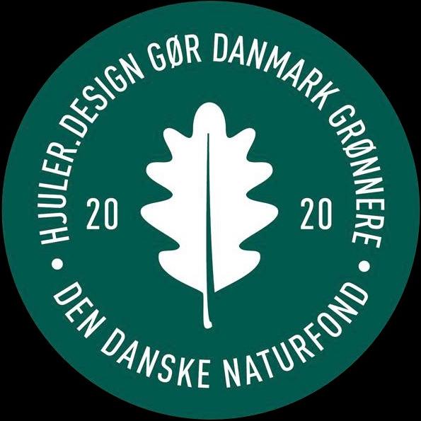 Hjuler.Design gør Danmark grønnere - DEN DANSKE NATURFOND
