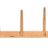 Knagerække design egetræ samling