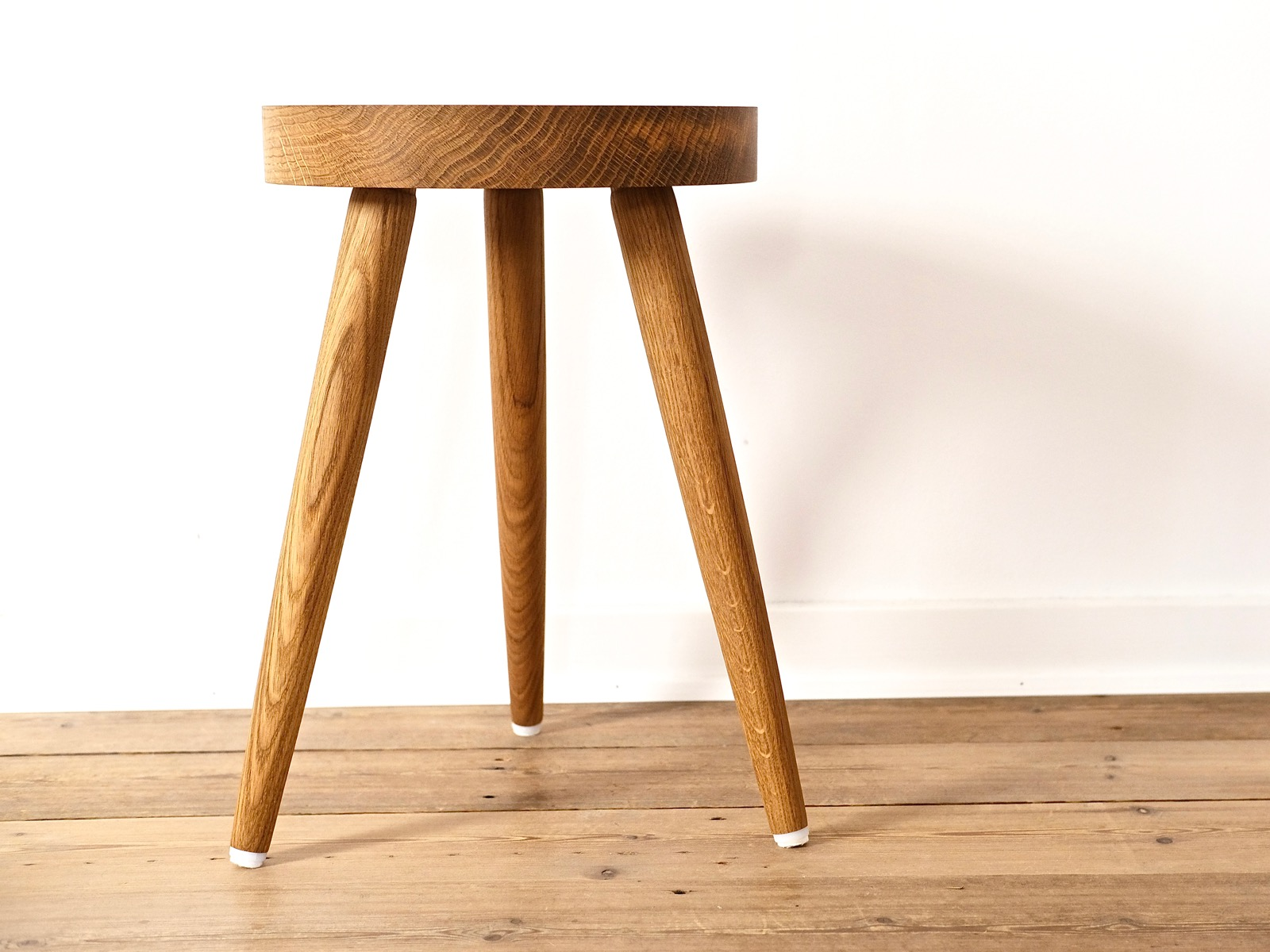 Stool Danish Design oak
